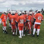 Boys Junior Varsity Lacrosse falls to De La Salle Collegiate 4 – 3