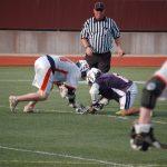 Boys Junior Varsity Lacrosse beats Powers Catholic 13 – 11