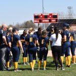 Varsity Softball vs Davison 4/30/18
