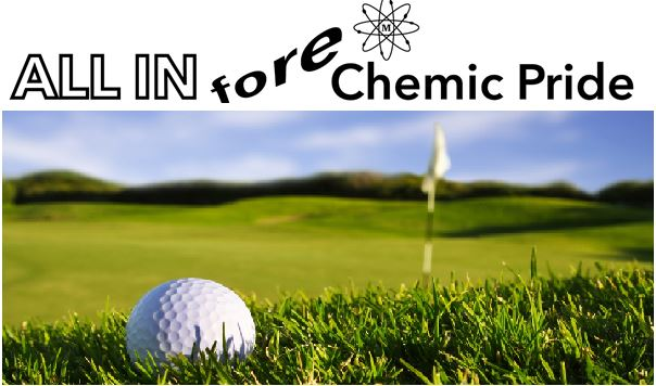 """All-In """"FORE"""" Chemic Pride Golf Outing – Aug 6th"""
