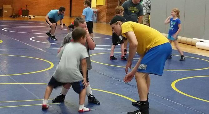 Chemic Youth Wrestling Camp July 24-26