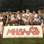 Girls Varsity Soccer Regional Championship 6-8-18