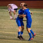 Varsity Boys Soccer vs John Glenn 9/24/18