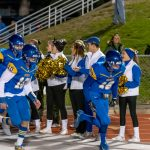 Varsity Football vs HH Dow  - MHSAA Playoffs 11/2/2018