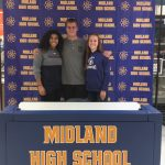 Chemics Sign NCAA Letters of Intent