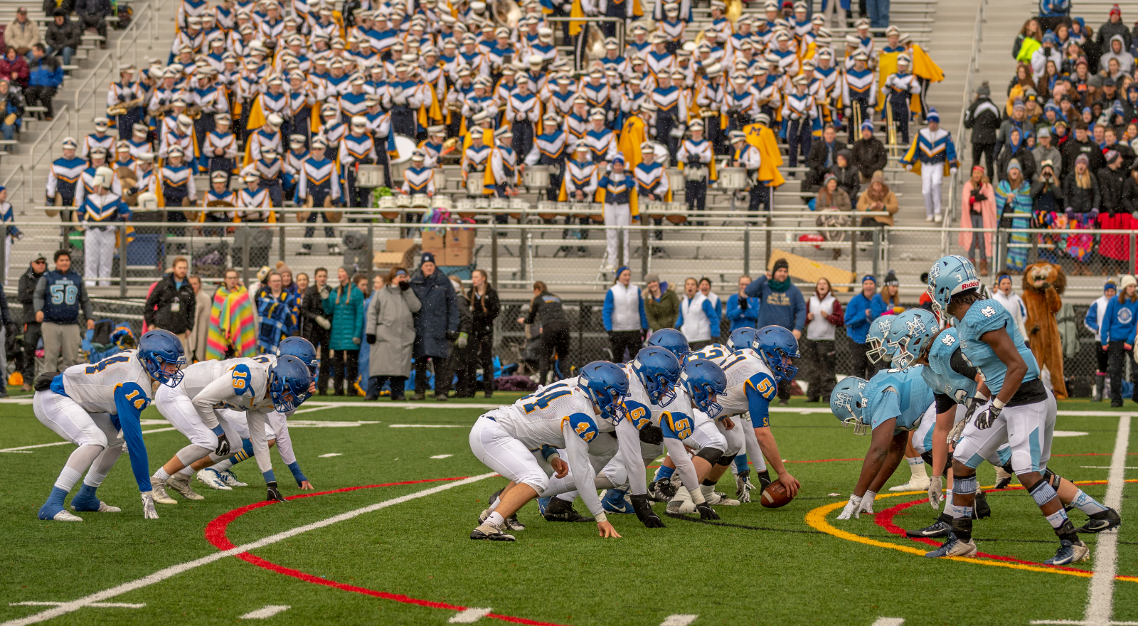 Playoff Football: Chemics host Sailors in rematch of 2018 Semi