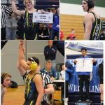 Wrestling Hosts Senior Night