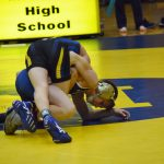 Wrestling Dual 1/16/19 vs John Glenn