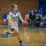 Varsity Girls Basketball vs Saginaw High 1/22/19