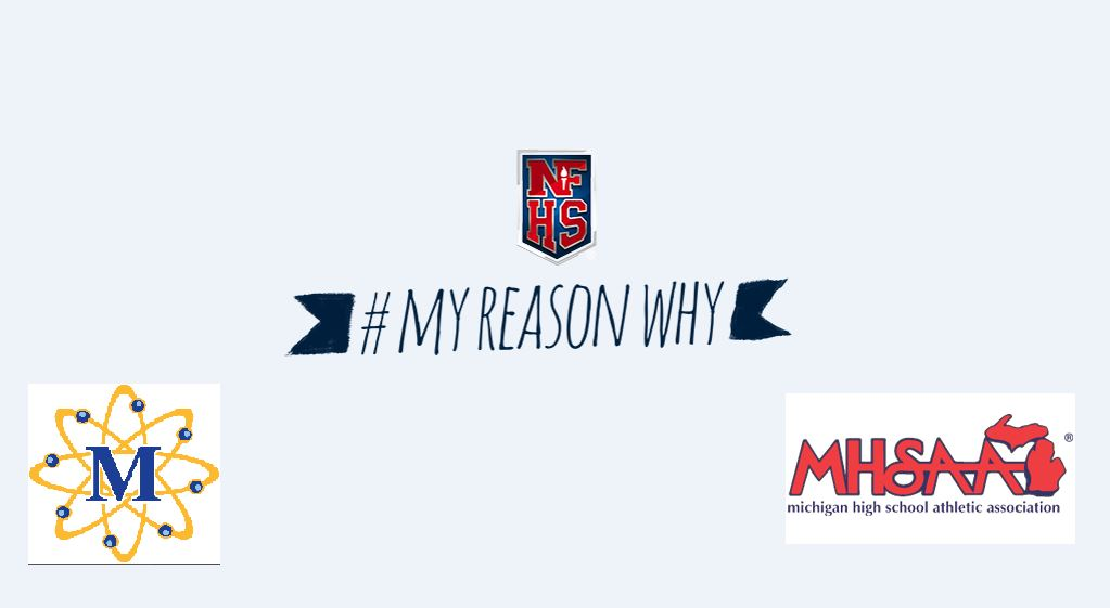Sam Hine Shares #MyReasonWhy