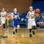 JV Girls Basketball vs Gladwin