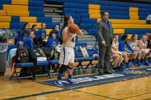 JV Girls Basketball vs. Mt. Pleasant 2/18/19