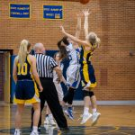 Varsity Girls Basketball vs. Mt. Pleasant 2/18/19