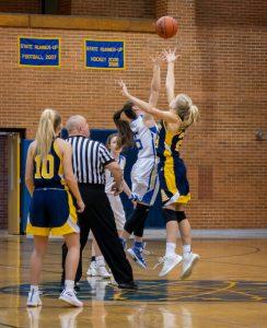 Varsity Girls Basketball vs. Mt. Pleasant 2/18/19