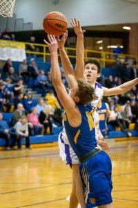 Varsity Boys Basketball vs BCC – District Quarterfinal 2/25/19
