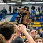 Varsity Boys Basketball vs Mt Pleasant 3/1/19 = District Championship
