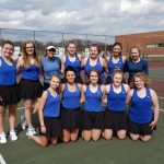 Meet the Varsity Girls Tennis Team