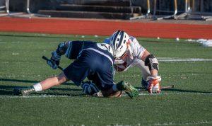 Varsity Boys Lacrosse vs. Heritage 4/15/19