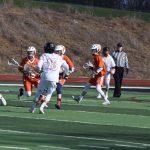 Midland boys' JV lacrosse falls to Rockford 5-14