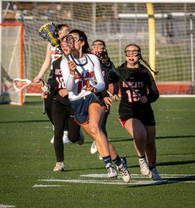 Girls Lacrosse vs Grand Blanc 4/23/19