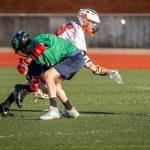 Varsity Boys Lacrosse vs Lapeer 4/22/19