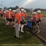 Boys Varsity Lacrosse beats Bay City Western 17 – 5