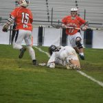 Boys Varsity Lacrosse falls to Hartland 18 – 9