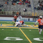 Boys Varsity Lacrosse falls to Powers Catholic 15 – 13