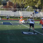 Boys Varsity Lacrosse falls to Grosse Pointe South 14 – 13 in overtime