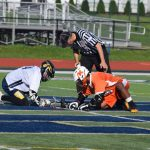 Midland JV Lacrosse Handles Grosse Pointe South 17-9