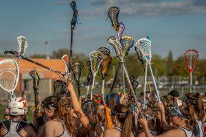 Girls Varsity Lacrosse vs Haslett 5/14/19