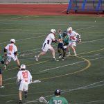 Boys Varsity Lacrosse beats Lapeer 18 – 3