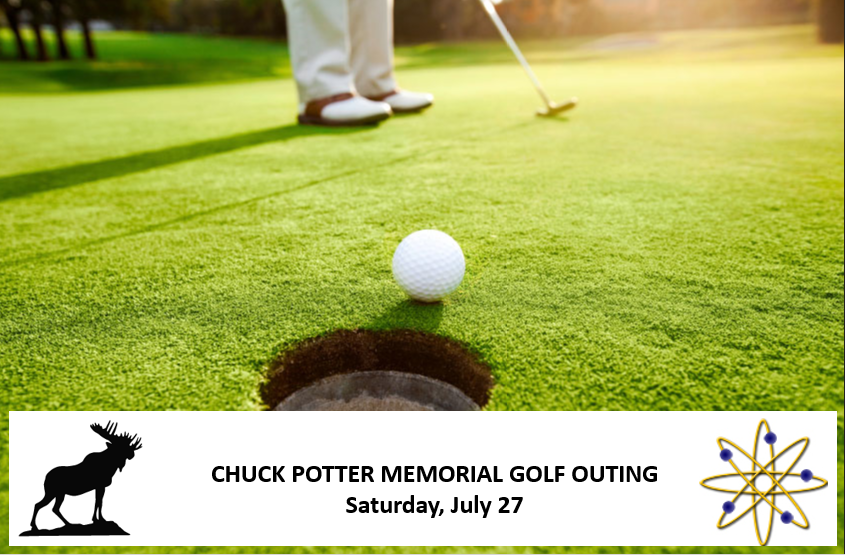 Chuck Potter Golf Outing = July 27