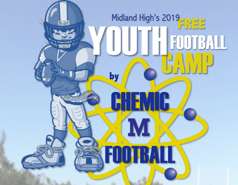Youth Football Camp Announced