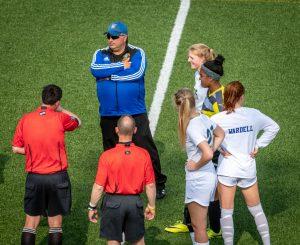 Varsity Girls Soccer vs FHC 6/6/19