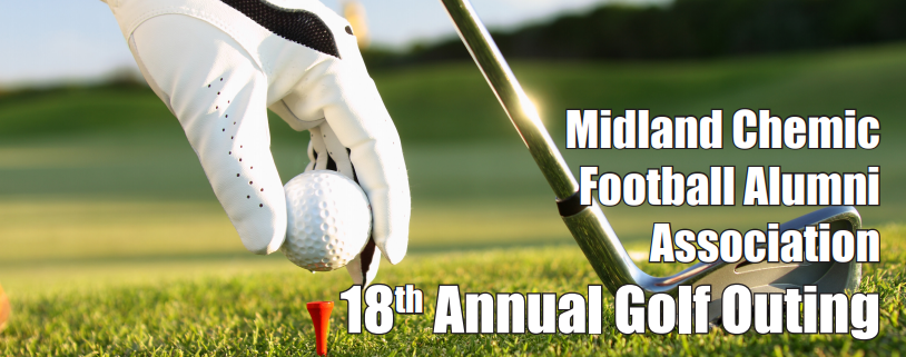 Midland Football Alumni Golf Outing: Friday, July 19th