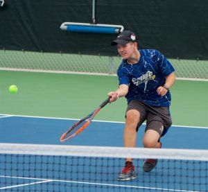 Varsity Boys Tennis vs Heritage 8/28/19