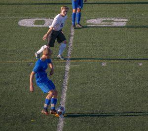 Varsity Boys Soccer vs BCC 9/4/19