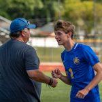 Boys Varsity Soccer vs Lapeer 9/7/19