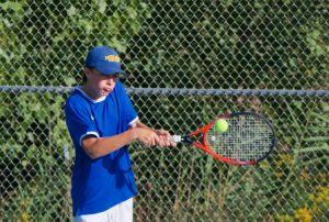 Varsity Boys Tennis at Flushing 9/14/19