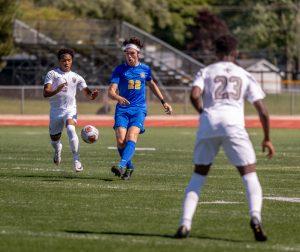 Varsity Boys Soccer vs U of D Jesuit 9/14/19
