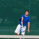 Varsity Boys Tennis at TCC Quad 9/21/19