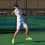 Boys Varsity Tennis vs HH Dow 9/26/19