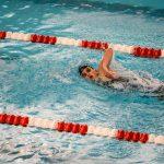 Girls Swim @ Tri City Meet 9/26/19