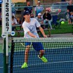 Varsity Boys Tennis vs Garber 9/30/19
