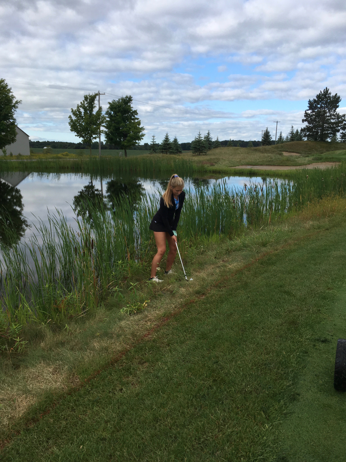 Gandy Qualifies for State Meet