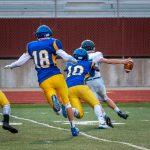 JV Football vs John Glenn 10/17/19