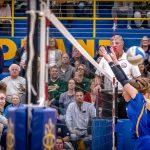 Varsity Volleyball vs. Dow 10/22/19