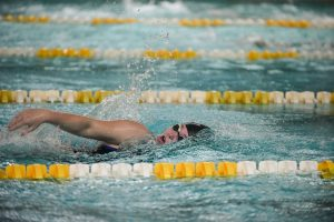 Girls Swim vs Dow 10/30/19