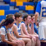 JV Girls Basketball vs BCW 1/23/20